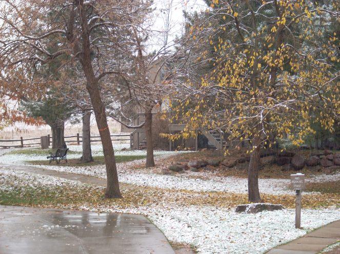 October 21, 2009 Boulder